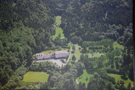 Photo of Logis Domaine Langmatt Murbach