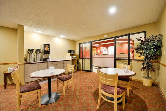 Americas Best Value Inn - East Syracuse : Breakfast Area