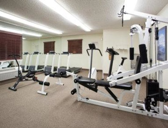 Hawthorn Suites by Wyndham Salt Lake City-Fort Union: Fitness Centre