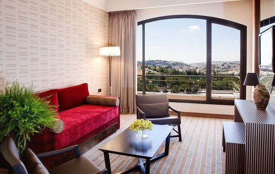 Dan Jerusalem Hotel: Scopus Suite