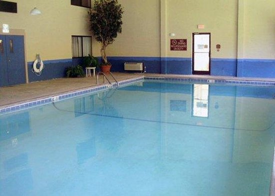 Comfort Inn Harlan: Pool