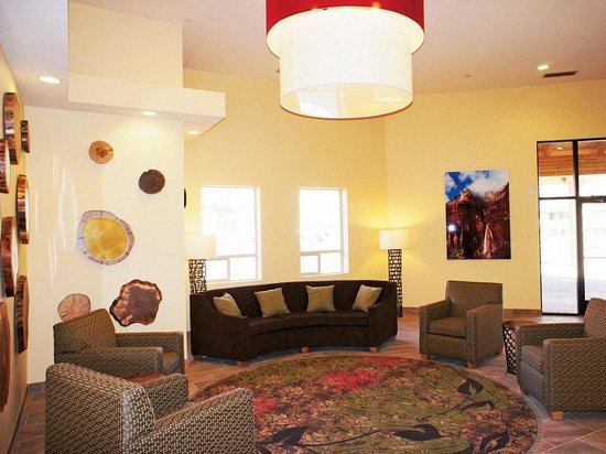Quality Inn at Zion Park: Lobby