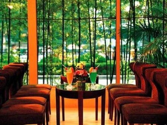 Hua Ting Guest House: Lobby bar