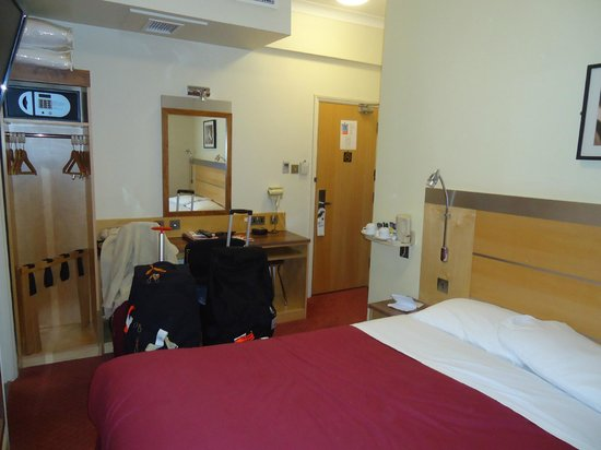 BEST WESTERN Victoria Palace:                   quarto