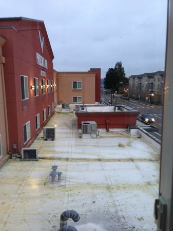 Phoenix Inn Suites Olympia: Room view
