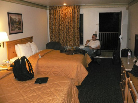 Comfort Inn & Suites Sequoia Kings Canyon照片