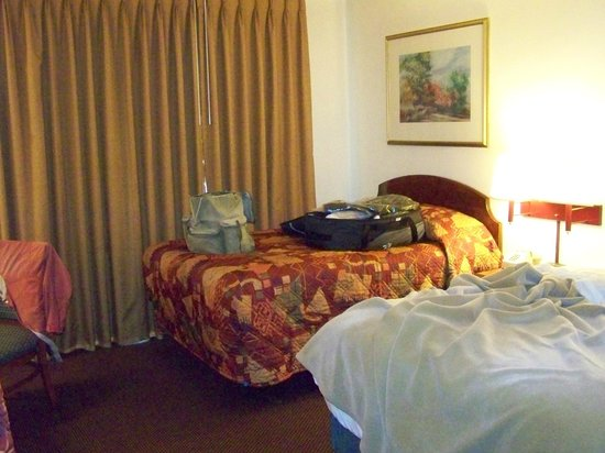 Anaheim Plaza Hotel and Suites: chambre