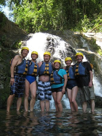 Rafiki Safari Lodge:                   River Rafting