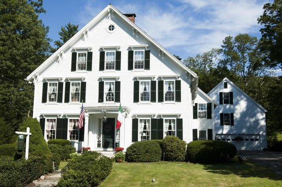Camden Maine Stay Inn: The Maine Stay Inn