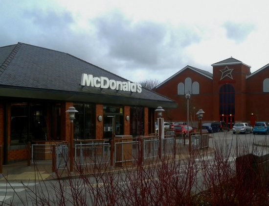 McDonalds, Llandudno Junction