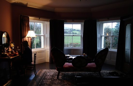 Aughrim, Irlanda:                   View from Bedroom