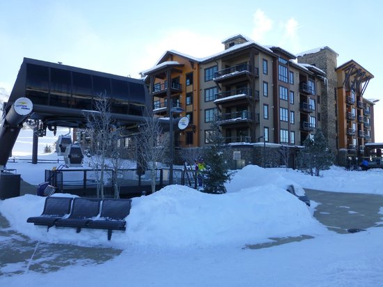 Trailhead Lodge by Steamboat Resorts:                   This is Trailhead lodge