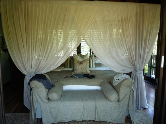 Phinda Private Game Reserve, Sør-Afrika: Room suite