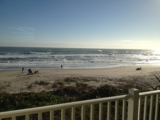 Tuckaway Shores Resort:                   From the balcony
