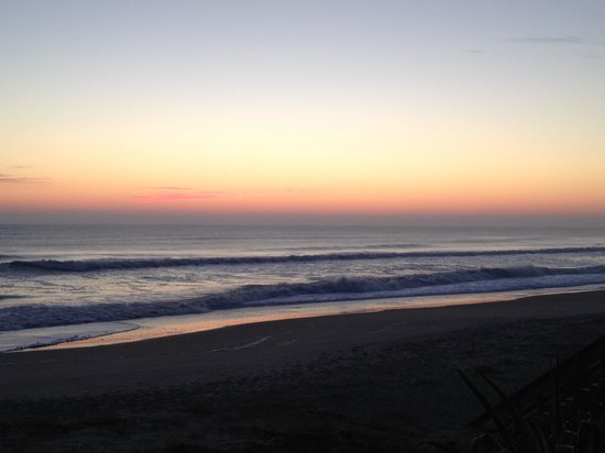 Tuckaway Shores Resort:                   Sunrises are amazing