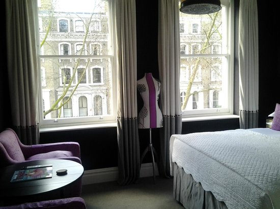 Knightsbridge Hotel:                   Great view