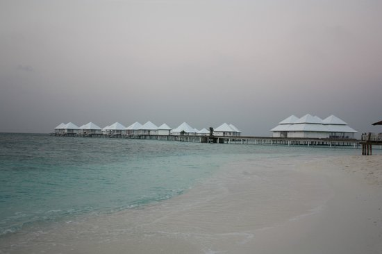 Diamonds Thudufushi Beach & Water Villas:                   Water-Villas