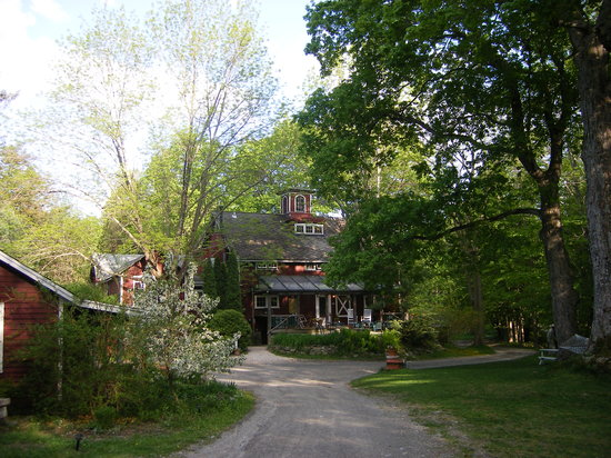 Race Brook Lodge