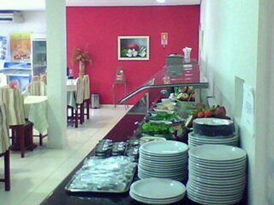 Hotel Cassino Iguassu Falls: Restaurante Alecrim