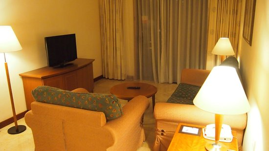 Holiday Inn Resort Batam: Living room