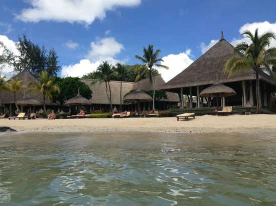 The Oberoi, Mauritius:                   