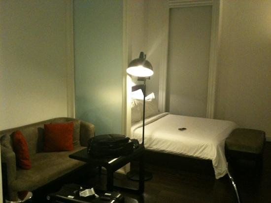 Morrissey Boutique Serviced Apartment:                   small but sufficient
