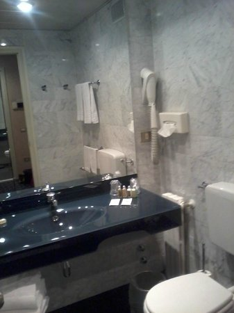 Best Western CTC Hotel Verona: bagno