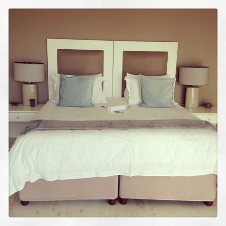 The Robberg Beach Lodge: Schlafzimmer