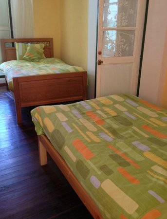Casa Verde B&B: lovely twin room