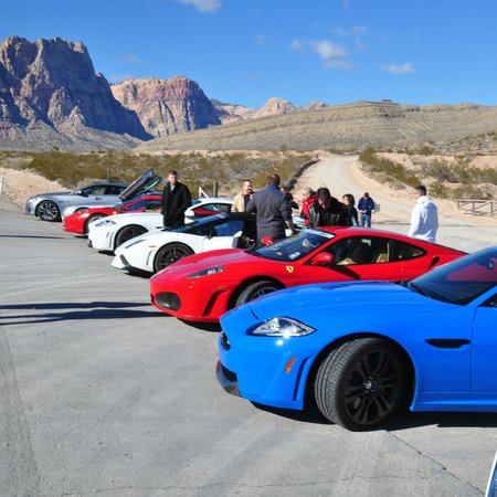 World Class Driving Red Rock Tour