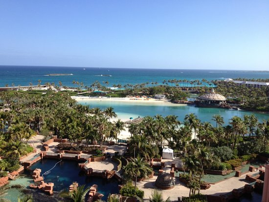 Atlantis Royal Towers, Autograph Collection:                   View from room Royal Tower