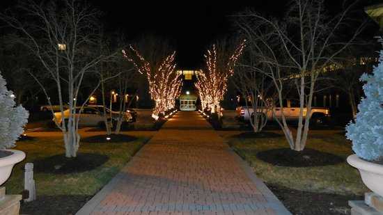 Marriott MeadowView Conference Resort & Convention Center:                   main entrance
