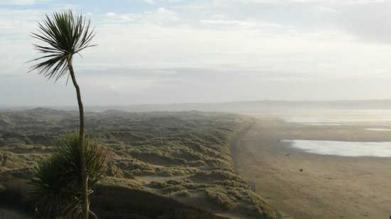 Braunton, UK: Amazing views over the beach