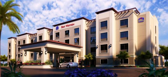 Miami Springs, FL: Best Western Plus Miami Airport North Hotel & Suites.