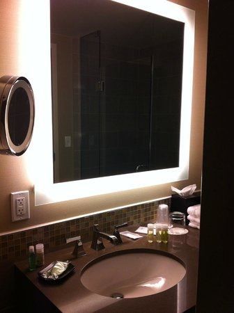 The Westin Austin at The Domain:                   bathroom
