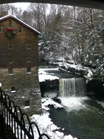 Old mill mill creek park picture of canfield ohio tripadvisor for Parks garden center canfield ohio