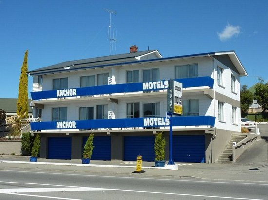 Anchor Motel & Timaru Backpacke