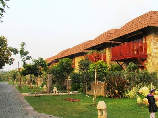 Ananta Spa & Resorts Pushkar:                   Cottages