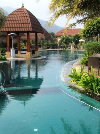 Ananta Spa & Resorts Pushkar:                   pool