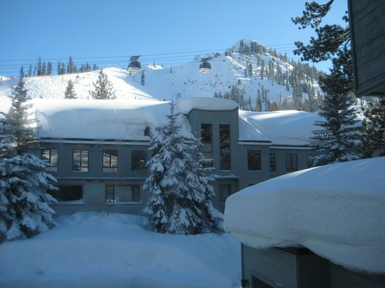 Olympic Valley, Kalifornia: Squaw Valley Lodge