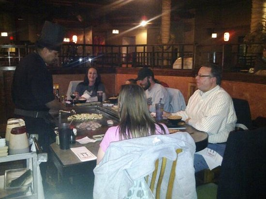 Great show food and fun review of yamato japanese for Asian cuisine norman ok