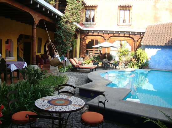 Photo 4 Hotel Palacio Dona Beatriz Antigua Guatemala