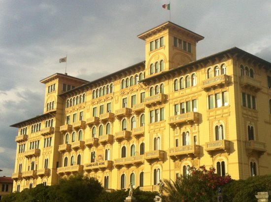 BEST WESTERN Grand Hotel Royal:                   Grand Hotel Royal Viareggio
