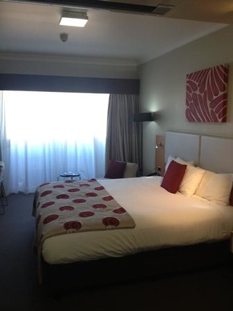 Grand Hotel Townsville:                   Quiet comfortable spacious apartment