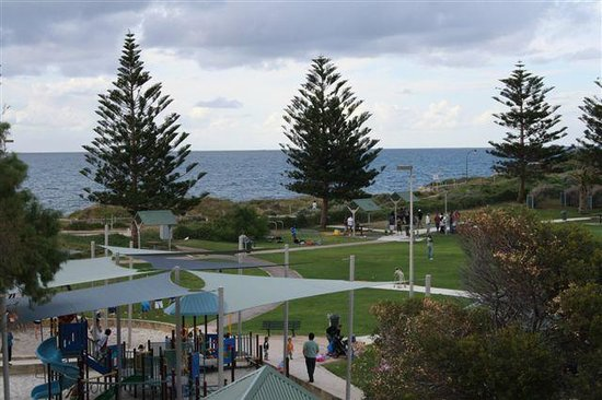 Sorrento Beach Bed & Breakfast: Clarko Reserve Trigg