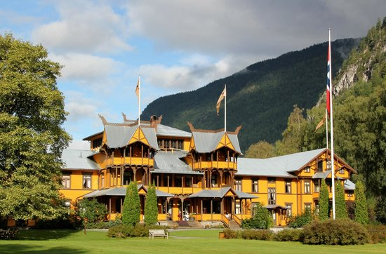 Dalen Hotel in Telemark