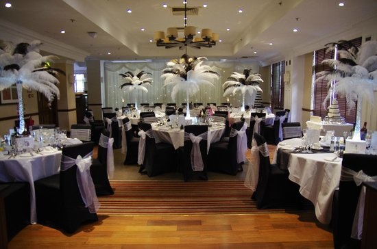 Holiday Inn Liverpool Function Room