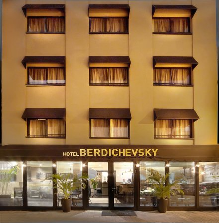 Hotel Berdichevsky