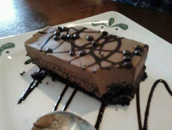 Chocolate Mousse Cake ...