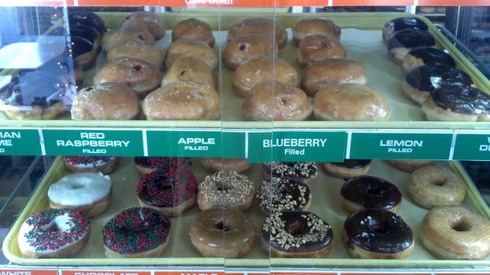Blacksburg, VA:                   Carol Lee Donuts